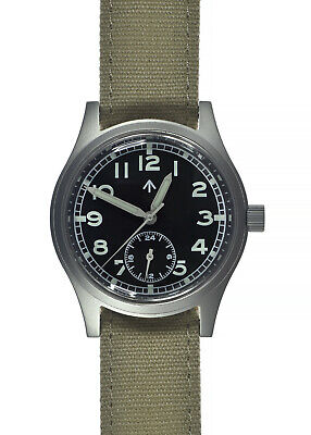 $ CDN205.02 • Buy MWC 1940s/1950s  Dirty Dozen  Pattern Military Watch With Hybrid Sweep Movement