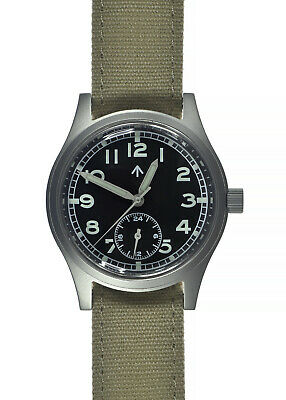 $ CDN213.38 • Buy MWC 1940s/1950s  Dirty Dozen  Pattern Military Watch With Hybrid Sweep Movement