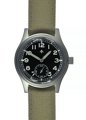 $ CDN272.96 • Buy MWC 1940s/1950s  Dirty Dozen  Pattern Military Watch With Automatic Movement