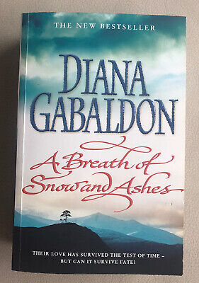 AU24.95 • Buy A Breath Of Snow And Ashes DIANA GABALDON Book 6 Outlander Series  Large Pb