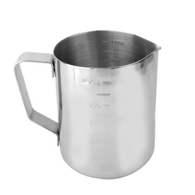 Stainless Steel Wax Melting Pouring Pitcher Pot For DIY Candle Soap 550M UK • 9.35£