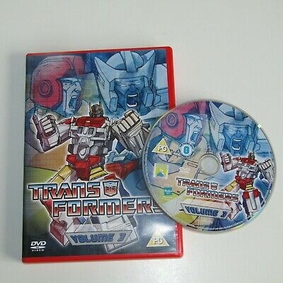 £4.95 • Buy Transformers The Animated Series DVD  Season 3 Volume 3    Set After The Movie