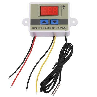 12V/120W 10A Digital Temperature Controller Switch Thermostat+NTC Sensor • 5.47£
