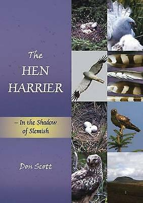 £15.02 • Buy The Hen Harrier In The Shadow Of Slemish, Scott, Don,  Paperback