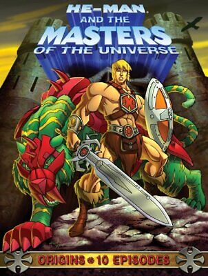 $4.67 • Buy He-Man And The Masters Of The Universe: Origins (DVD, 2009)