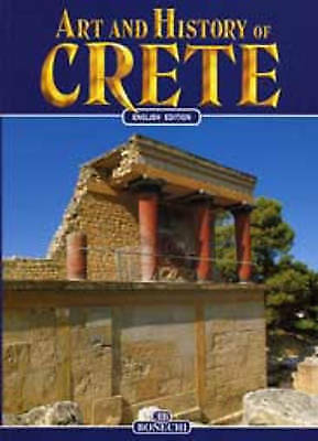 (Very Good)-Art And History Of Crete (Bonechi Art And History Series) (Paperback • 2.19£