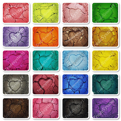 £2.89 • Buy Cosmetic Mica Powder Pigment For Epoxy Resin Bath Bombs Soaps Candles Wax Melts