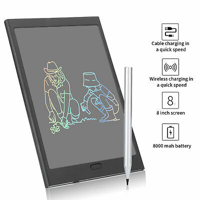 AU51.73 • Buy 8  Wireless LCD Writing Electronic Tablet EWriter Digital Drawing Message Board