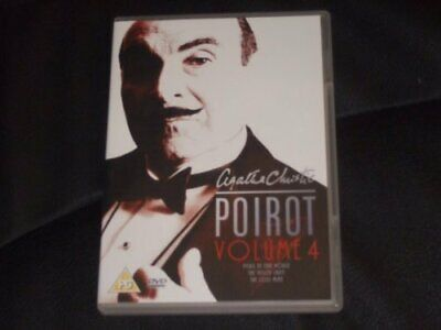 Poirot : Peril At End House / The Veiled DVD Incredible Value And Free Shipping! • 4.98£