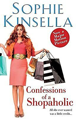 Confessions Of A Shopaholic, Kinsella, Sophie, Used; Good Book • 2.19£