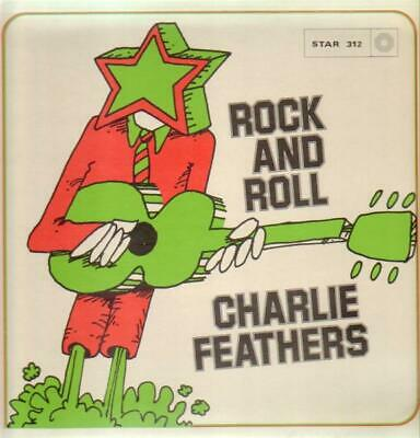 £19.07 • Buy Charlie Feathers Rock And Roll NEAR MINT STAR Vinyl LP