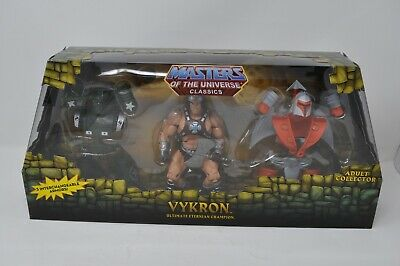 $79.99 • Buy SDCC 2012 He-Man Masters Of The Universe Classics MOTU VYKRON MATTEL EXCLUSIVE