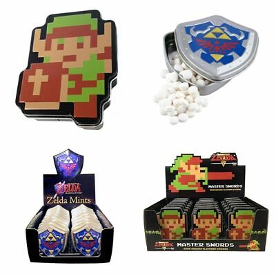 Zelda Wedding / Party Sweet Tin Favours With Sweets • 3.99£