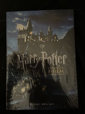 $ CDN29.23 • Buy Harry Potter: The Complete 8-Film Collection (DVD, 2011, 8-Disc Set)
