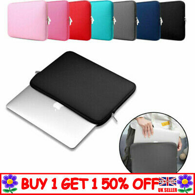 14 Bag Sleeve Case Cover Pouch For ACER, HP & LENOVO 14 Inch Laptop Notebook TTK • 6.79£