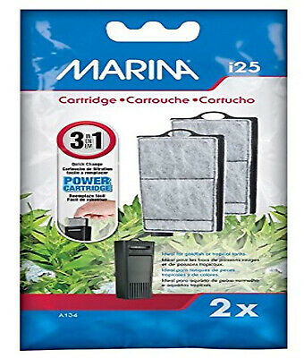 Marina I25 Filter Replacement Cartridge Provides Effective Filtration. Pack Of 2 • 4.41£
