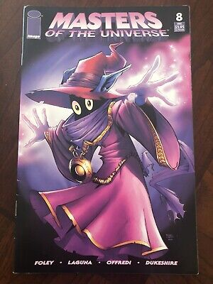 $20 • Buy Image MVCreations Masters Of The Universe #8 2004 Final Comic