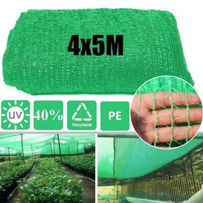 4*5M Sunscreen Shade Greenhouse Plant Cover Garden Terrace Orchard Accessories • 7.29£