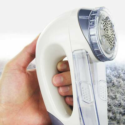 Sweater Fabric Shaver Lint Remover Electric Sweaters Clothes Defuzzer UK • 6.88£