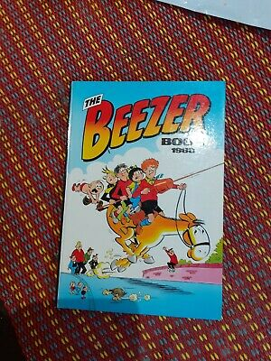 The Beezer Book 1988 Annual In Mint Condition • 4£