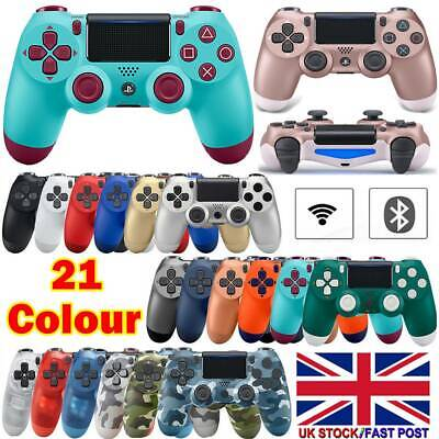 PS4 Wireless Bluetooth Gamepad Controller For Sony PlayStation 4 DualShock 4 UK • 23.99£
