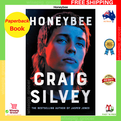 AU20.99 • Buy Honeybee By Craig Silvey | Paperback Book | BRAND NEW | FAST FREE SHIPPING AU