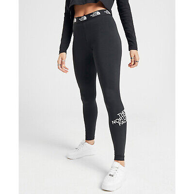 The North Face Womens Leggings Ladies Gym Yoga Fitness Pants Size 10 12 14 S M L • 22.98£