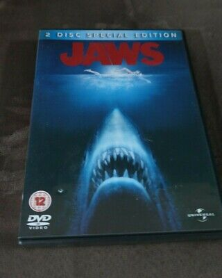 JAWS (1975 2 Disc Special Edition DVD) • 0.50£