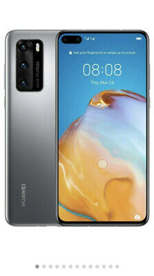 Huawei P40 Pro - Silver Frost 256GB • 542£