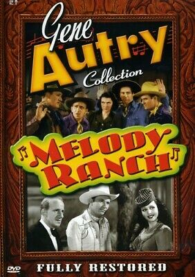 Gene Autry Collection: Melody Ranch [DVD DVD Incredible Value And Free Shipping! • 27.74£