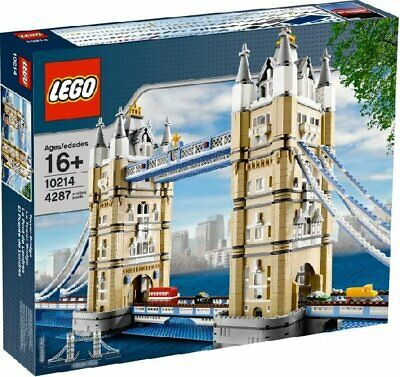 LEGO Creator Tower Bridge 10214 Complete With Box And Instructions • 179.99£
