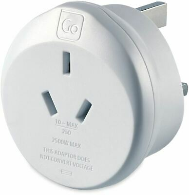 AU9.90 • Buy GO Travel Aus & Chinese Travellers To UK Adaptor
