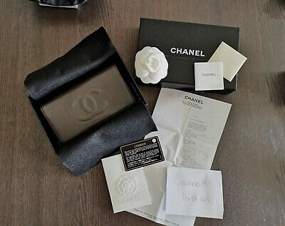 AU600 • Buy AUTHENTIC CHANEL Caviar Grey Wallet