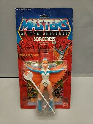 $549.99 • Buy 1986 Masters Of The Universe Sorceress Action Figure New Vintage Mattel MOTU