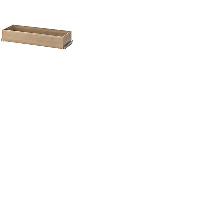 *New* KOMPLEMENT Drawer, Stained Oak Effect 100x58 Cm 702.463.48 *Brand IKEA* • 51.99£