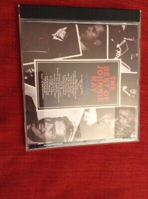 Johnnie Ray The Best Of Cd • 1.25£