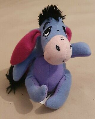 Small Eeyore Cuddly Toy • 1£