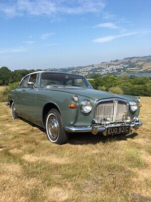 Rover P5 Coupe 1965 • 17,950£