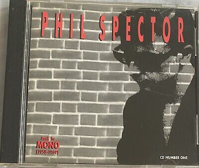 £7.20 • Buy PHIL SPECTOR : BACK TO MONO ; 1958-1969 ; # 1 Disc Only, 23 Songs LN CD