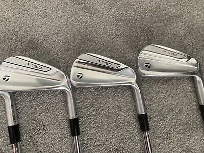Taylormade P790 Irons 2019 (4-PW) • 755£
