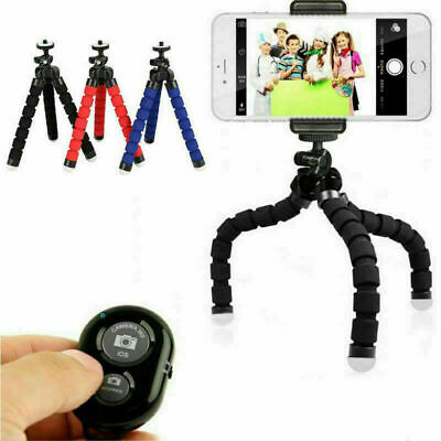 Universal Octopus Mobile Phone Holder Tripod Stand For IPhone Samsung Camera UK • 4.99£