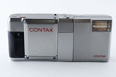 $ CDN449.92 • Buy 【AS IS】Contax T 35mm Film Rangefinder Camera W/Flash From Japan