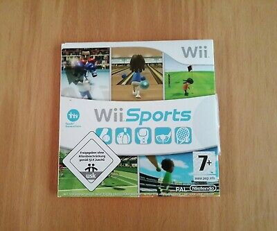 Wii Sports Game Only • 6.50£