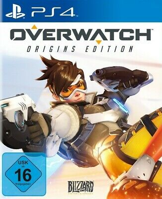 AU20.99 • Buy PS4 / Sony Playstation 4 Game - Overwatch #Origins Edition Boxed