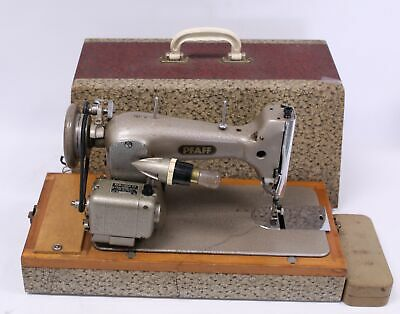 Vintage PFAFF Sewtric Electric Sewing Machine With Carry Case - P23 • 37£