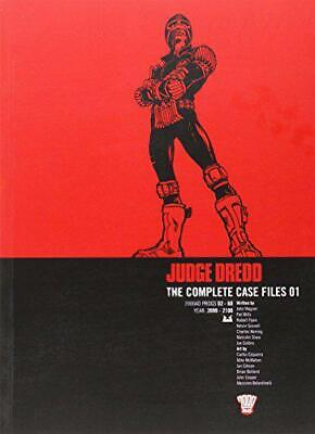 Judge Dredd: Complete Case Files V. 1 By John Wagner, Etc., NEW Book, FREE & FAS • 11.35£