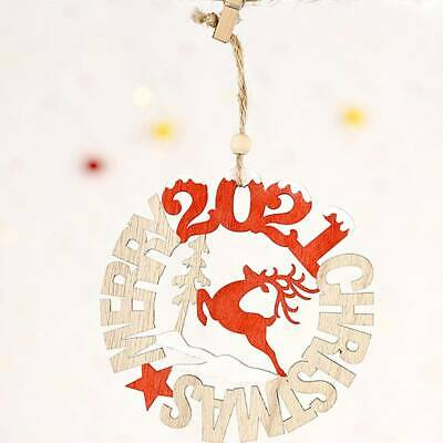 Christmas Snowflakes Stickers  Decorations Tree Charms Window Decal Ornaments UK • 4.59£