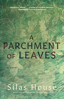 A Parchment Of Leaves By House  New 9781949467253 Fast Free Shipping.+ • 11.93£