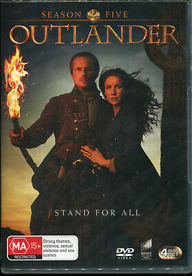AU44 • Buy Outlander Season 5 Series Five DVD NEW Region 4