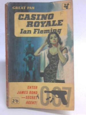 Casino Royale (Ian Fleming - 1963) (ID:07642) • 6.40£
